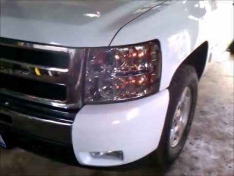 08 Chevy Silverado Walk Around Headlights Tail Lights