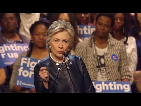 Watch Hillary Clinton's New Ad Attacking Donald Trump