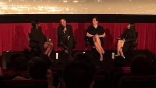 "A Conversation with Sebastián Lelio and Daniela Vega ""A Fantastic Woman"" - AFI FEST (2017)"