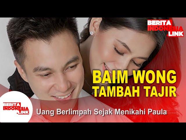 Baim Wong Ketiban Rezeki