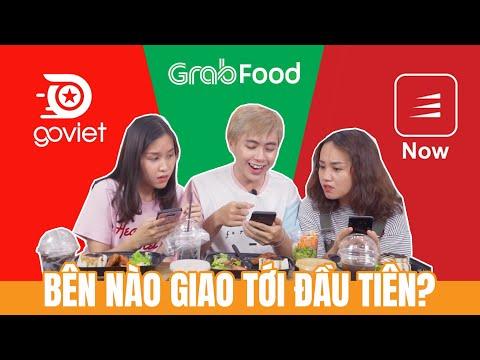 Đại chiến Now, GrabFood, Go Food: Gọi cùng lúc, bên nào giao tới đầu tiên?