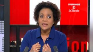 Repeat youtube video Michaëlle Jean dans Internationales - dimanche 22 mars