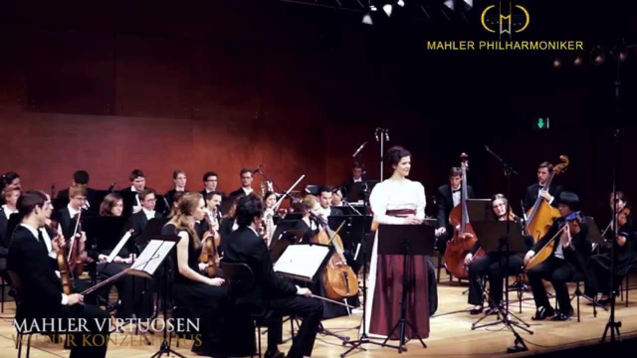 Mahler: Das Lied von der Erde / Elisabeth Mahler - Mahler Philharmoniker - Wiener Konzerthaus