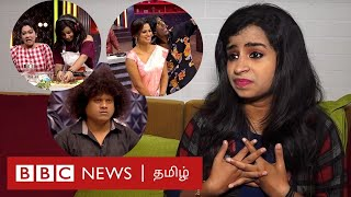 Shivaangi Sings Munbe vaa song | Shivangi Interview | Cook with comali | BBC Tamil