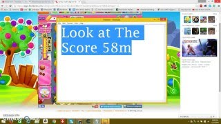How to Hack Candy Crush Saga using Cheat Engine