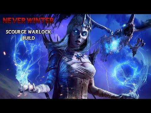 Neverwinter: My Scourge Warlock Build