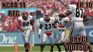 *NEW SERIES* GOING BOWLING!! | NCAA FOOTBALL 14 ROAD TO GLORY RB EP 10