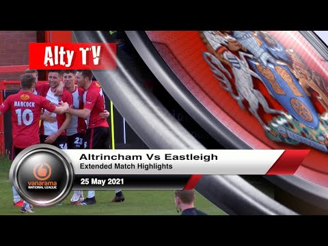 Altrincham Eastleigh Goals And Highlights