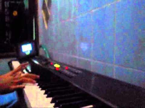 Agnes Monica - Karena Ku Sanggup ( Piano )