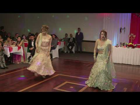 Bollywood Fusion Dance (Radha Teri Chunari - Chitiya Kalaiya - Chane ke khet me)