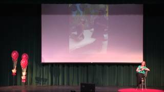 Attitude is a choice when nothing else Is... | Kelly Chancey | TEDxYouth@GVHS