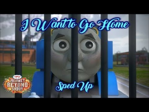 'I Want to Go Home' Sped Up | Thomas and Friends - Journey Beyond Sodor