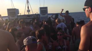 Lost In Ibiza - Marshall Jefferson Boat Party (Ibiza 2013)