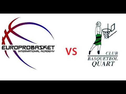 Europrobasket vs CB Quart B March 30th 2016
