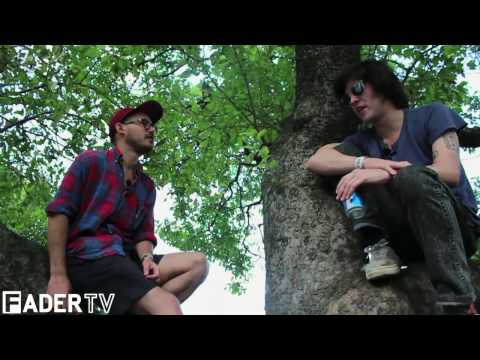 Wavves - Interview in a Tree (Episode 83)