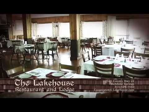 The Lake House Restaurant July 2017 Commercial