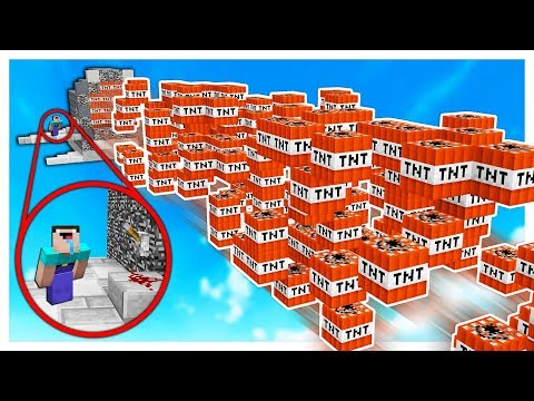 THE ULTIMATE TNT CANNON! | Minecraft TNT WARS