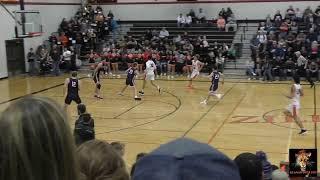 Ellensburg @ ZHS Boys Basketball