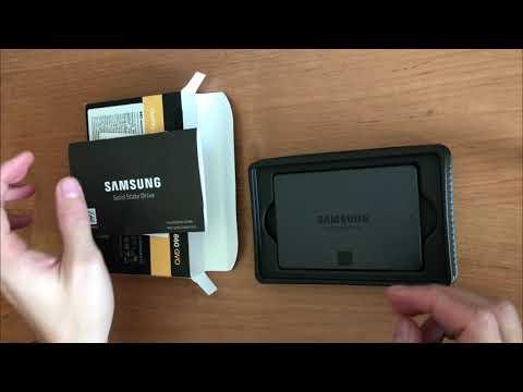 """Samsung 860 QVO 1TB 2.5"""" SATA III V-NAND QLC (MZ-76Q1T0BW)"""
