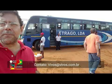 Viagem Missionária à Moçambique   Viagem de Maputo à Beira     # 42
