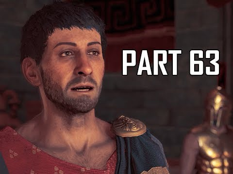 ASSASSIN'S CREED ODYSSEY Walkthrough Part 63 - False Kings (Let's Play Commentary)