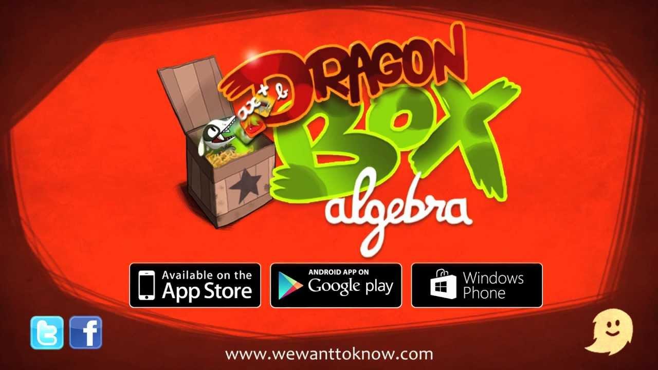 DragonBox Shop YouTube