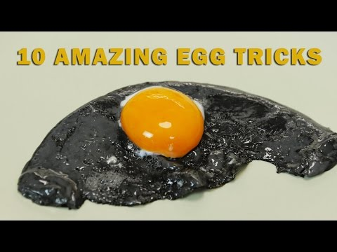Thumbnail: 10 Egg Tricks