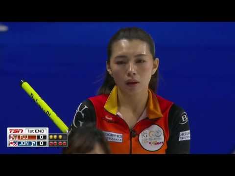 2017 WFG Continental Cup - Jones vs. Fujisawa