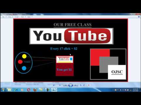 Earn money from YouTube bangla tutorial | view our frree class|Outsourcing Chittagong, bangladesh