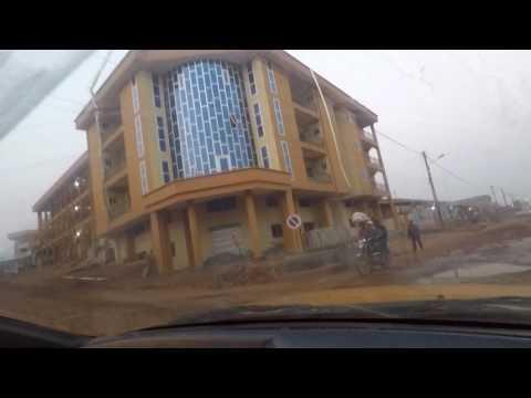 Bafoussam :  du Quartier Haoussa au Marche B