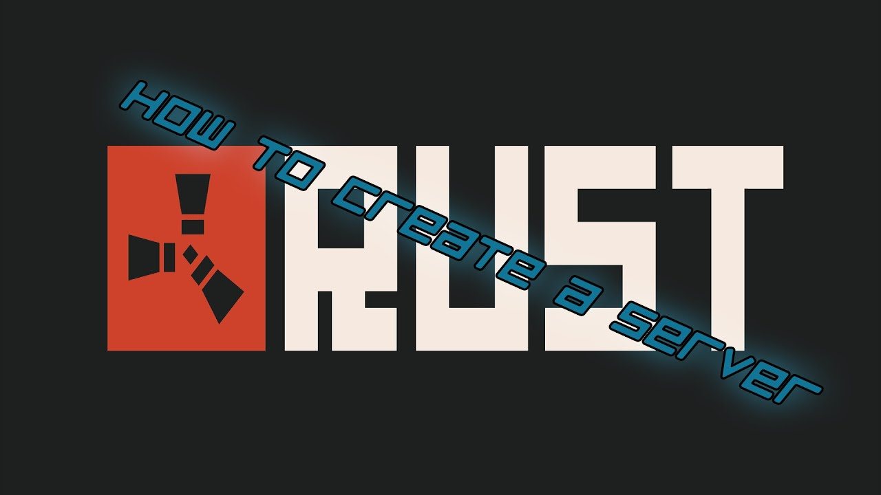 how to create a working rust server