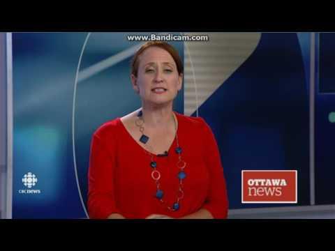 CBOT: CBC Ottawa News At 6pm Close--2016