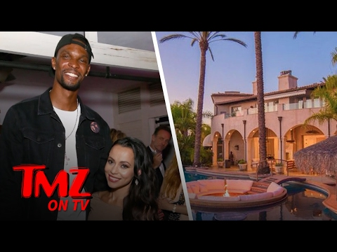 Chris Bosh Being Sued By Porn Moguls Over Alleged Filthy Mansion | TMZ TV