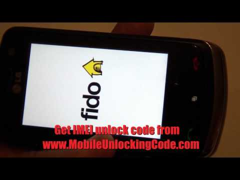 To Free From Lock IMEI Unlock Code For LG Xenon Is Required