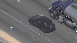 04/23/2019: Car Chase Suspect Taunts Cops