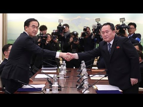 North Korea going to Winter Olympics
