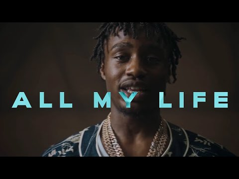 """(FREE) Lil Tjay x Polo G Type Beat """"All My Life"""" 