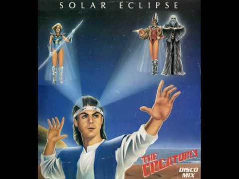 The Creatures - Solar Eclipse (1985)