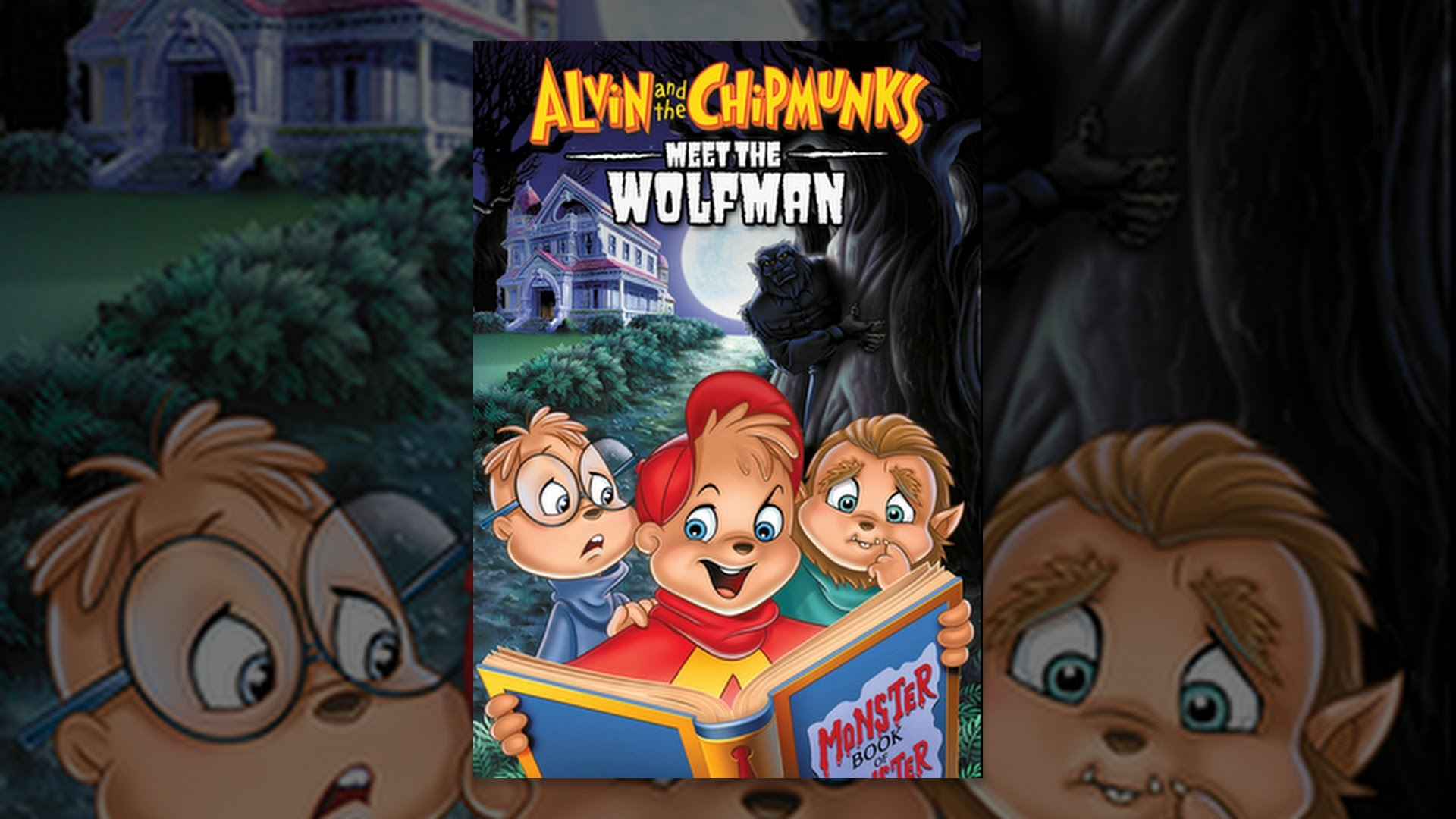 alvin and the chipmunks meet wolfman pictures