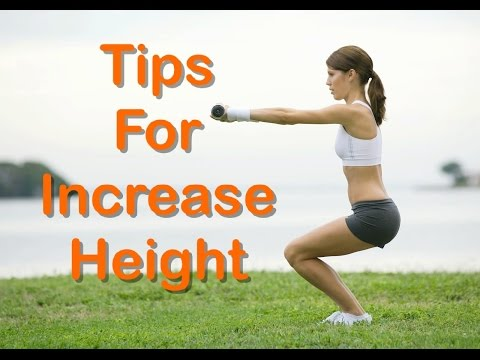 Tips On How To Grow Taller Fast During And After Rty