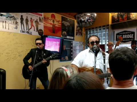 The Mavericks • As Long As There's Lovin' Tonight • In-store performance