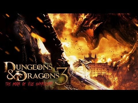 Dungeons Dragons 3 The Book Of Vile Darkness 2012 Anthony Howell B Movie Review