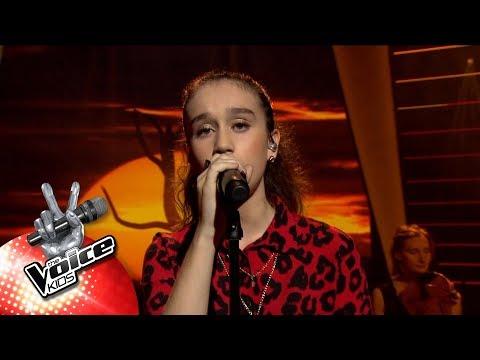 Marilys - 'Rise Up' | Finale | The Voice Kids | VTM
