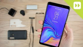 Samsung Galaxy A9 2018 Must Have Accessories
