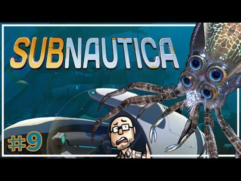 Diving Back Into the Deep End! - Subnautica #9 (Getting Jump Scared)