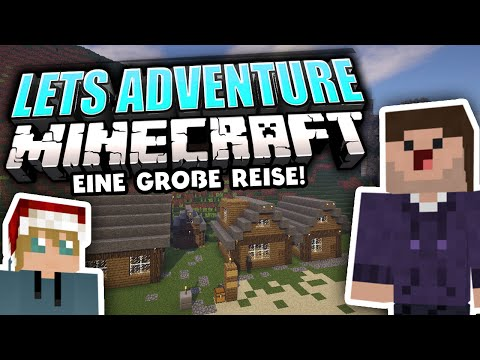Die 3 Portalsteine! | Map 11 | 1/4 | Let's Adventure YOUR Minecraft