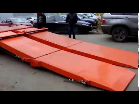 ТРАЛ НИЗКОРАМНЫЙ 50 тонн, с гидротрапами. NOVUS TRAILER. Челябинск.