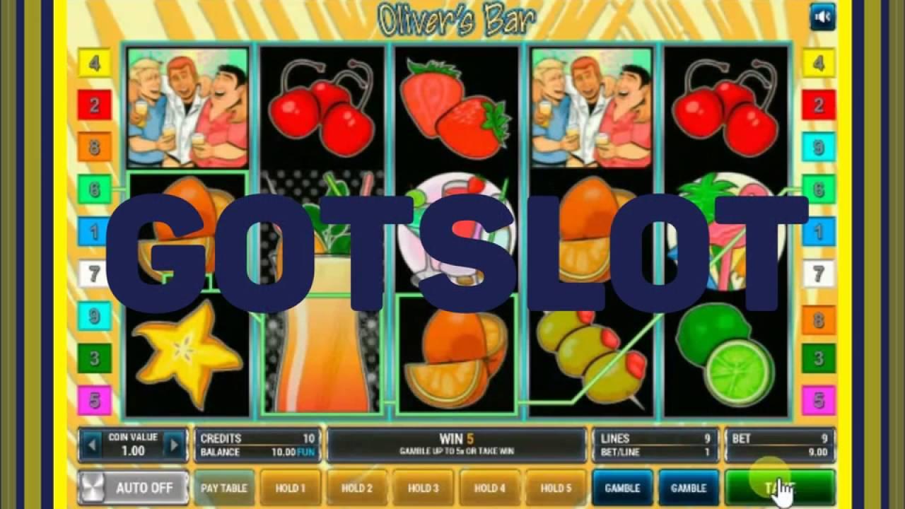 игровые автоматы играть бесплатно оливер бар