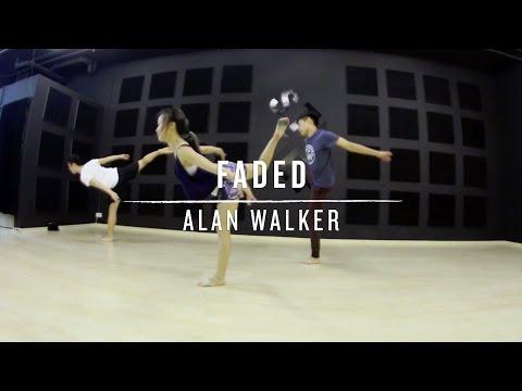 Faded (Alan Walker) | Step Choreography