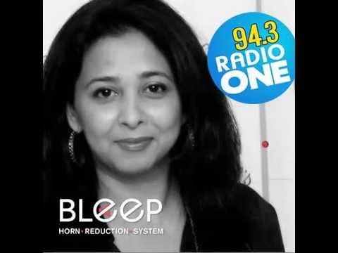 Bleep - Horn Reduction System on Drive Mumbai Radio One 94.3